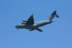 波音C-17A Globemaster III 图库摄影
