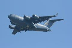 波音C-17A Globemaster III 库存图片