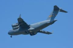 波音C-17A Globemaster III 免版税图库摄影