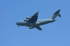 波音C-17A Globemaster III 免版税库存图片