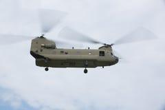 波音CH-47F 免版税库存照片