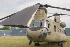 波音CH-47F 库存图片
