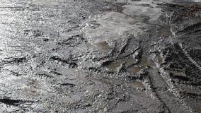 泥泞的小河 股票视频