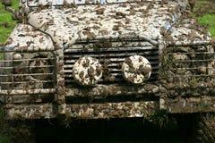 泥泞的4x4 免版税图库摄影