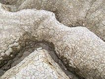 泥火山 免版税库存照片