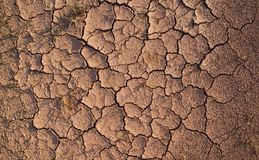 泥铺跑道 图库摄影