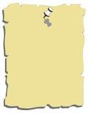 注意黄色 免版税图库摄影