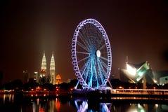 注视马来西亚人 图库摄影