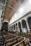 维泰博(意大利),中央寺院 免版税库存图片
