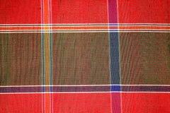 泰国丝绸 免版税库存图片