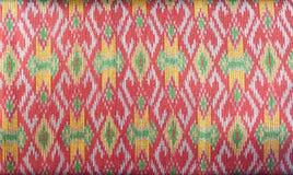 泰国丝绸 库存照片