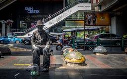 泰国中心 图库摄影