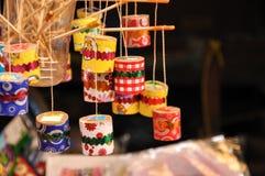 泰国传统玩具 免版税库存图片