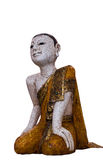 泰国佛教雕象 库存图片