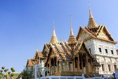 泰国全部的宫殿 库存照片