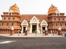 泰国公园这水王国门面  免版税库存图片
