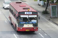 178泰国公园- Sukhonthasawat 免版税库存照片