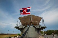 泰国军舰 免版税库存图片