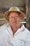 泰国农夫 库存图片