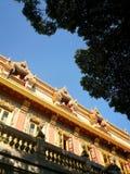 泰国华美的寺庙 免版税库存照片