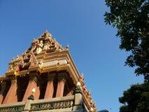泰国华美的寺庙 库存照片