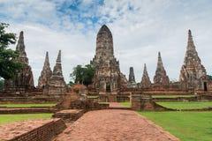 泰国历史 库存照片
