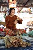 泰国古老工厂 免版税图库摄影