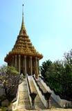 泰国古老的寺庙 库存照片