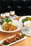泰国可口的食物 免版税库存图片