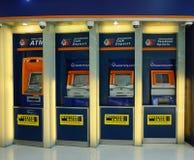 泰国商业银行ATM摊 图库摄影