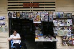泰国国王Death 库存图片