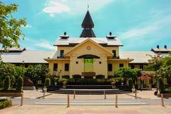 泰国国立法政大学 库存照片