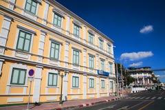 泰国国防部大厦 免版税库存图片