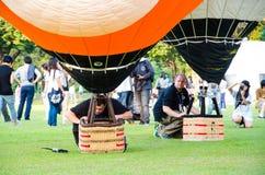 泰国国际气球节日2013年 图库摄影