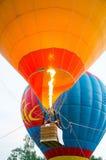 泰国国际气球节日2013年 库存图片