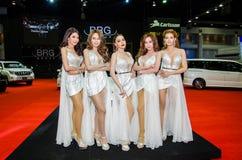 泰国国际马达商展2015年 库存图片
