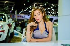 泰国国际马达商展2015年 免版税图库摄影