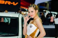 泰国国际马达商展2015年 免版税库存照片