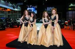 泰国国际马达商展2015年 库存照片