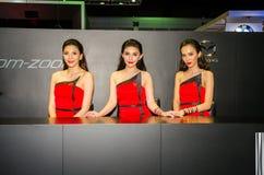 泰国国际马达商展2015年 免版税库存图片