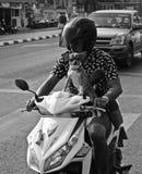 泰国场面 图库摄影
