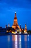 泰国塔 库存图片