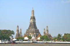 泰国塔 免版税库存照片
