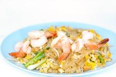 泰国填充的虾 免版税图库摄影