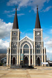 泰国大教堂 图库摄影