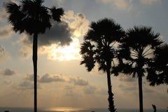 泰国太阳 免版税库存照片