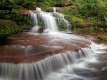 泰国威曼Thip瀑布 库存照片
