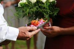 泰国婚礼 免版税库存图片