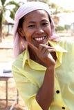 泰国学生 图库摄影