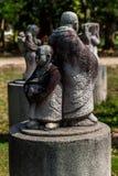 泰国宗教艺术 库存图片